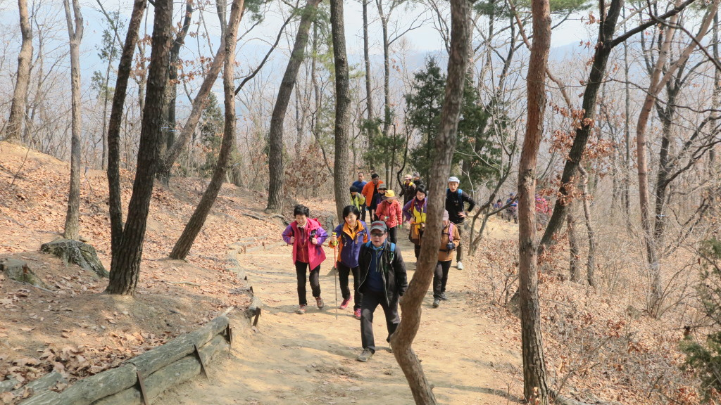 2016 경기옛길 역사탐방- 영남길 1구간